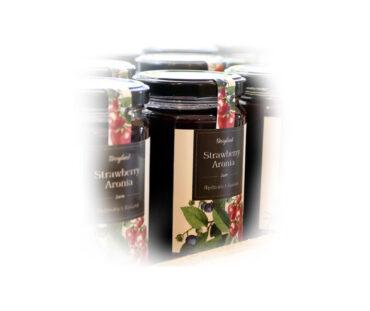 Jam strawberry & Aronia